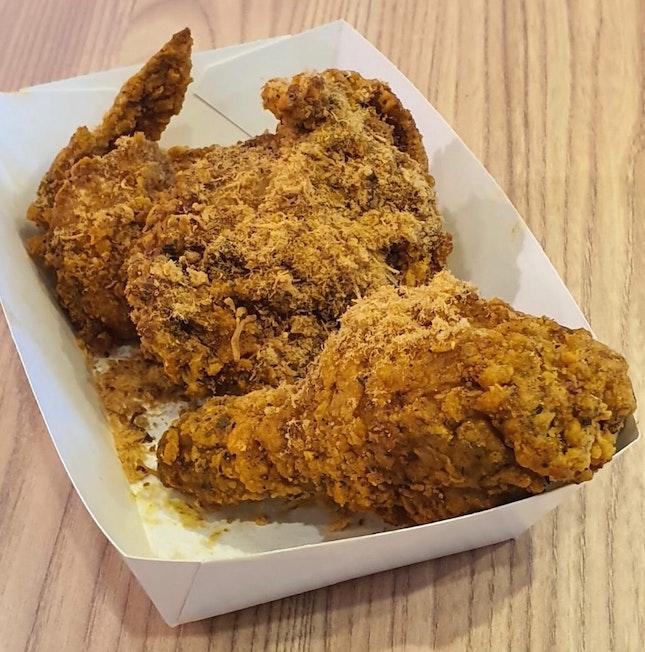 [NEW] Flossy Crunch Chicken