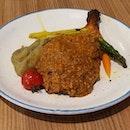 Satay Chicken Griller ($18)