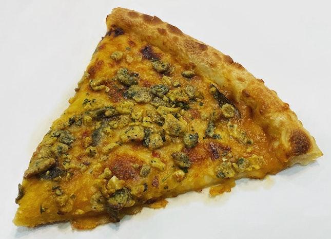 [NEW] IRVINS' Salted Egg Pizza ($6.90)