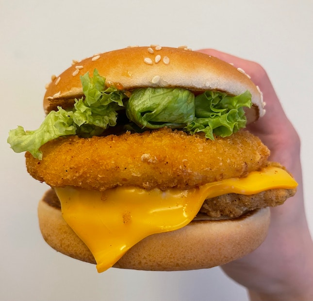 [NEW] Chick 'N' Cheese ($7)