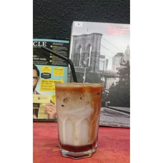 Milky Caffeine