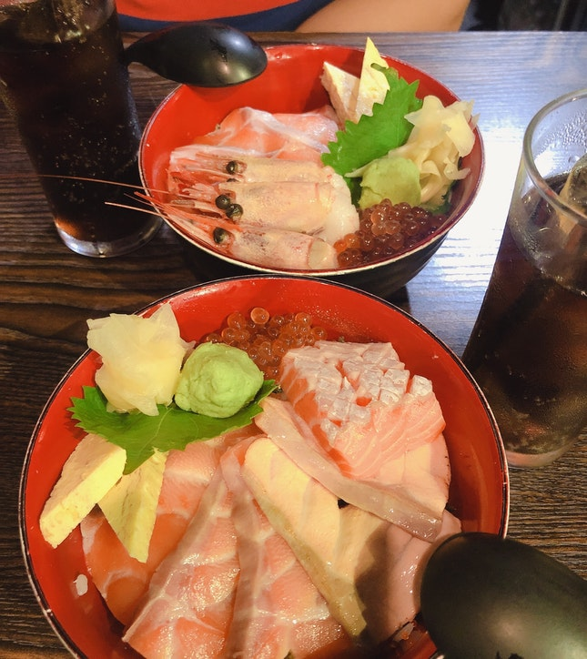 Donburi & Drink