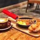 Breakfast And Coffee, Joe And Dough