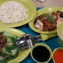 Fitra Chicken Rice Set