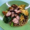 Wanton & Char Siew Noodles