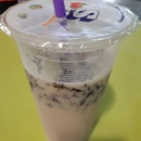 Soya Bean Grass Jelly Drink
