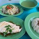 Ming Kee Chicken Rice @ Kim San Leng