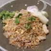 Seafood Tomyum Fried Rice