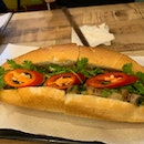 Roasted Pork & Pate Banh Mi