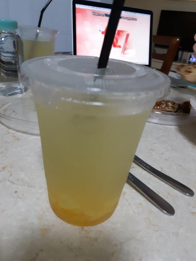 Iced Yuzu Drink