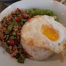 Krapow Pork Rice