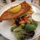 Lemon-Dill Fish And Chips