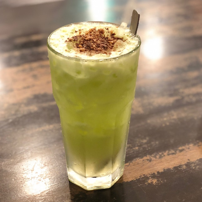 Green Apple With Sour Plum