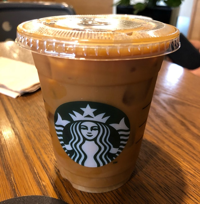 Cold Brew With Coconut Milk