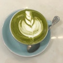 [Beverage] Matcha Latte (Hot, $5.50)
