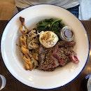 Steak & Egg Bowl ($14)