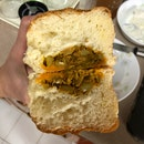 Curry Chicken Bread