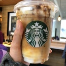 Iced Cocoa Cloud Macchiato (Grande, USD6.20 + 0.80 Coconut Milk)
