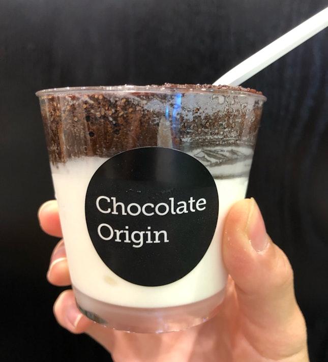 Chocolate Lava ($5.50)