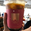Gula Melaka Soy Latte ($7.80)