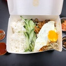Bibimbap With Bulgogi Chicken