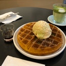 Ondeh Ondeh Waffles