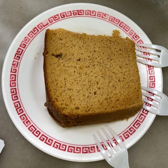 Sponge Cake ($2)