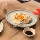 Sautéed Egg White With Conpoy