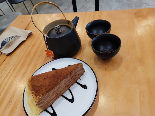 Crepes With TEA