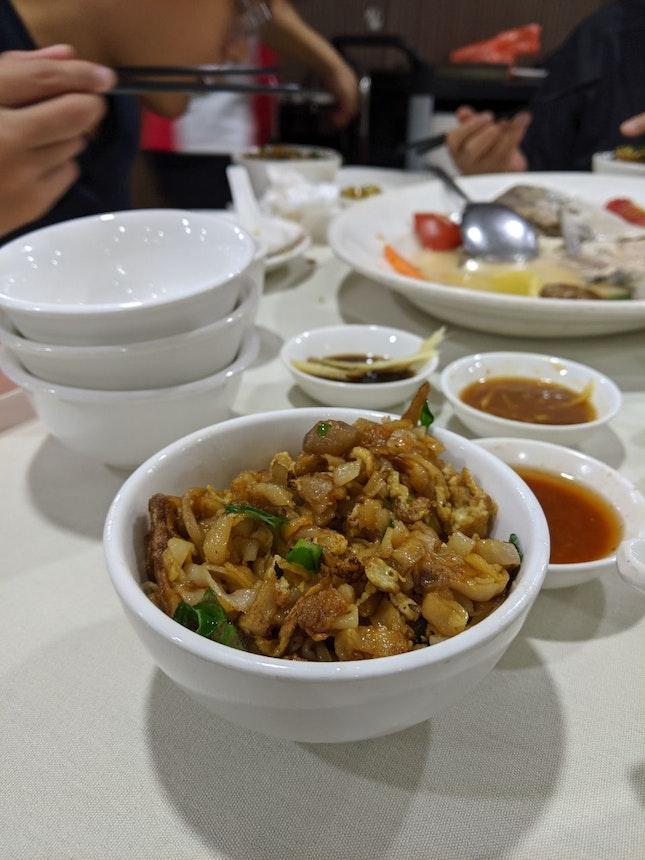 Chai Po Kuey Teow