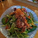 Softshell Crab Salad
