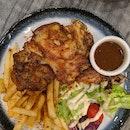 Cajun Chicken Chop