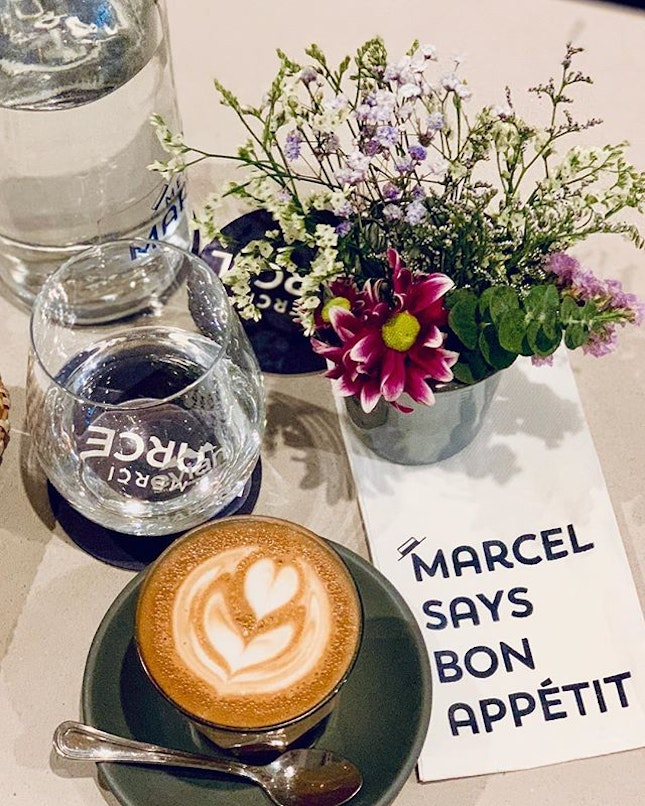 """Mercel says, """"Bon Appetite!"""" Oh it was truly an amazing brunch!"""