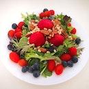 Salad || Homemade .