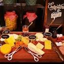 Cheese Platter || Oscar's, @ConradSingapore .