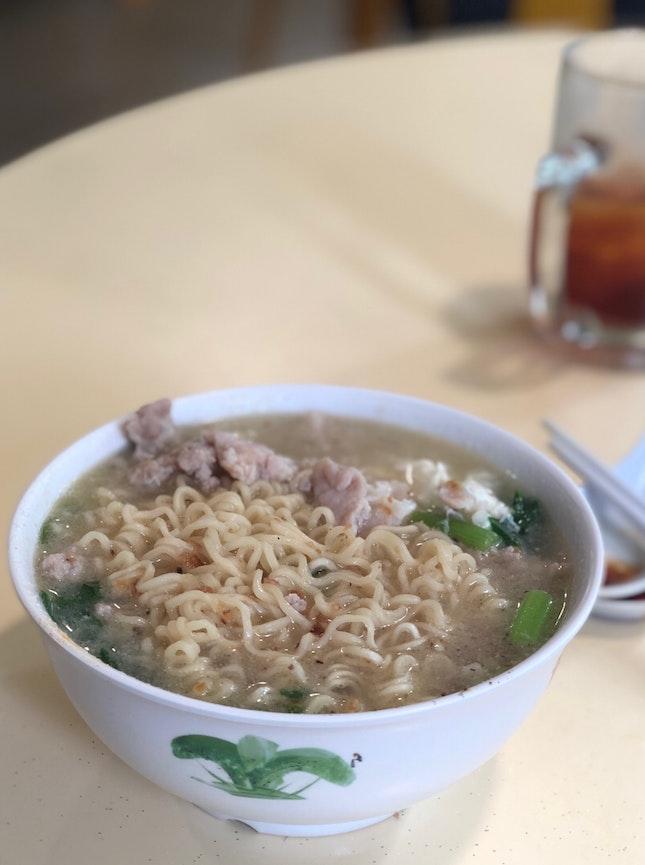 Famous Instant Noodles