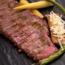 Beef Flank Steak [~$16]