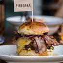 Firebake wagyu cheeseburger [~$18]