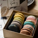 Box of 8 Macarons [~$24]