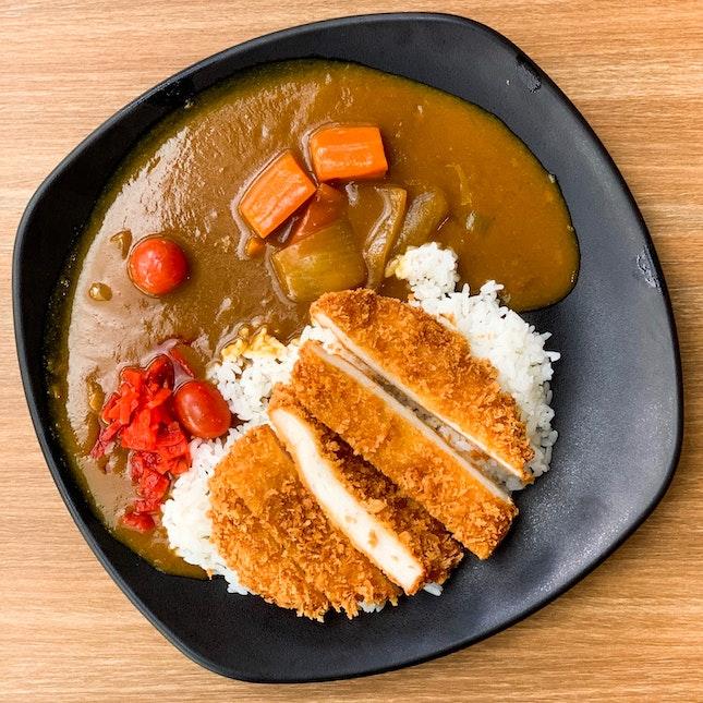 Chicken Curry Katsu [~$5.50]