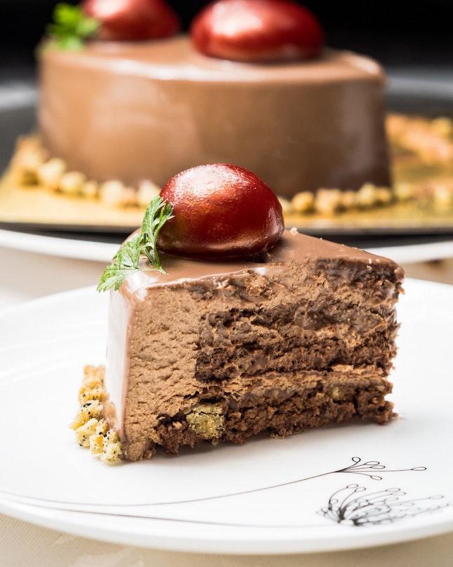 Antoinette Earl Grey Cake