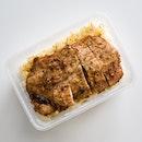 Pork Cutlet Fried Rice [~$6.50]