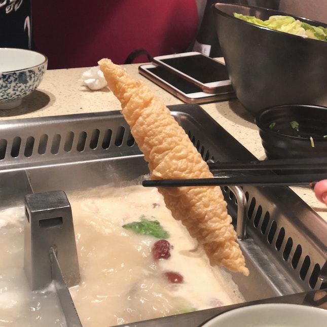 Fried Beancurd Skin