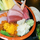 Chirashi Sushi (A)