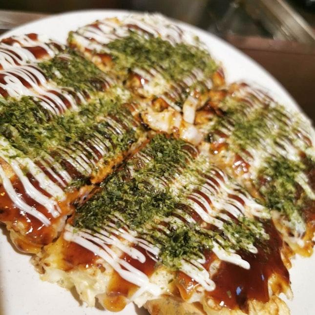 Premium Okonomiyaki
