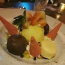 NY Cheesecake Sundae