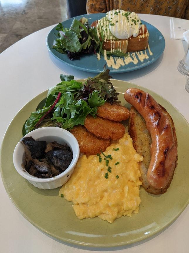 Valued Breakfast With Fresh Ingredients