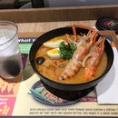 Tom yum River Prawn
