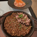 Scorched Beef Rice