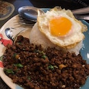 Minced Pork Rice